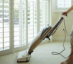 How often should I vaccum?